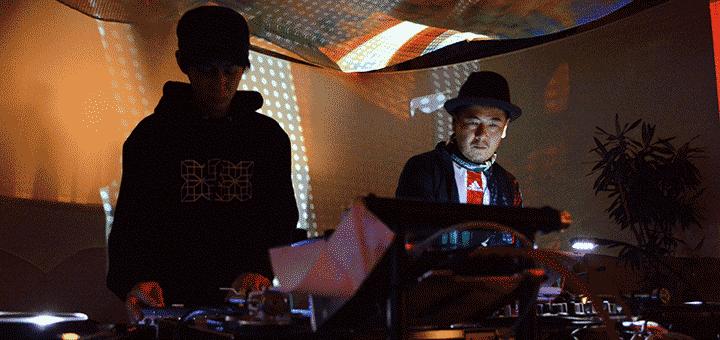 DJ ハイマーとのライブセッション@北浜