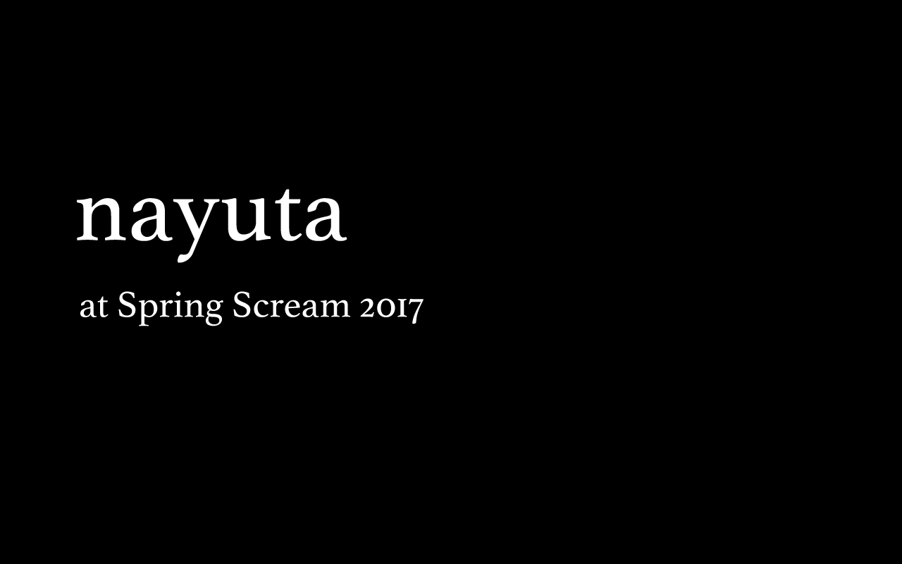 NAYUTA Live inTAIWAN.Shooted & edit by焼け石に水PRODUCTION.