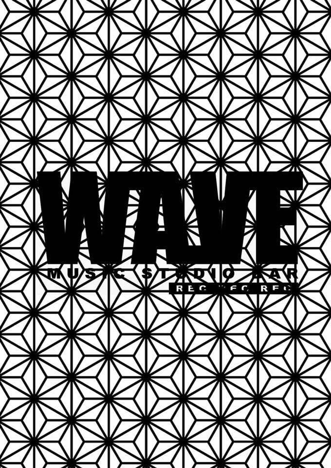 "MUSIC BAR ""WAVE"" NEW OPEN MOVIE made by 焼け石に水PRODUCTION."