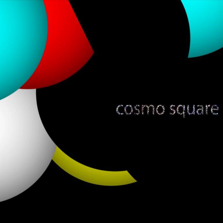cosmo square :Release